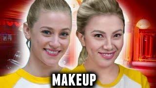 betty cooper makeup tutorial   riverdale archie halloween costume idea 2017