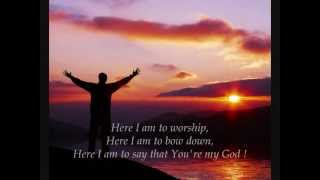 I Give Myself Away / Here I Am to Worship (Piano Instrumental) - William McDowell