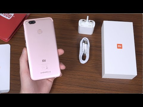 Xiaomi Mi A1 Unboxing: More Android One!