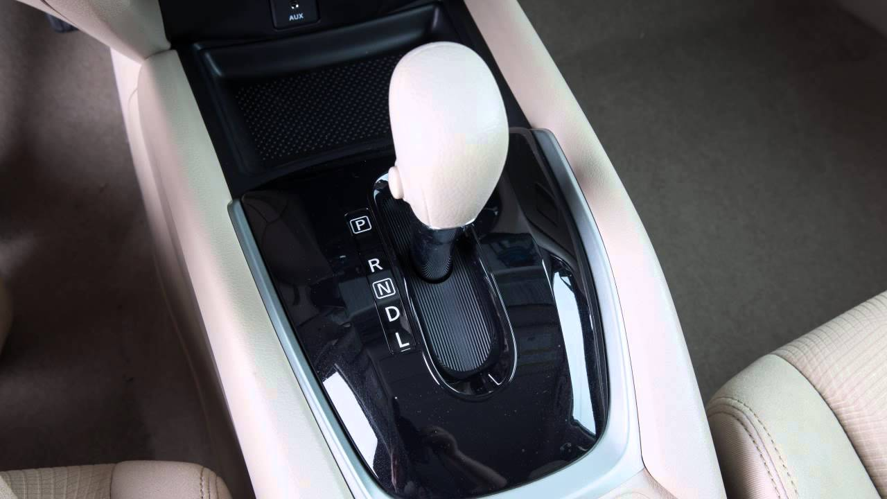2015 Nissan Rogue Shift Lever Youtube
