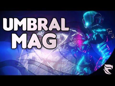 Warframe: Mag Umbral Polarise And Magnetise Build