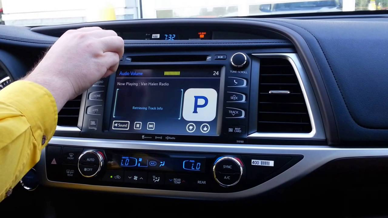 Kendall Toyota Anchorage >> Toyota Entune App Suite - YouTube