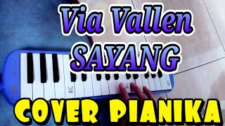 Via Vallen Sayang - Cover Pianika