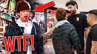 I STOPPED A ROBBERY!! *CAUGHT ON CAMERA*