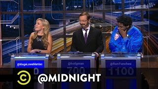 #HashtagWars Recap - Week of 9/21 - @midnight with Chris Hardwick