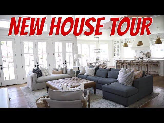 HOUSE TOUR | THE LEROYS