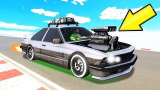 *NEW* WEIRDEST 2,000HP CAR DLC In GTA 5!