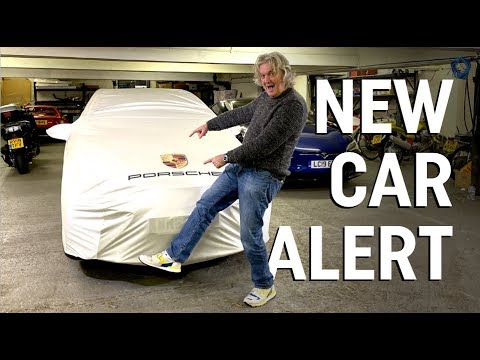 James May has bought ANOTHER new car