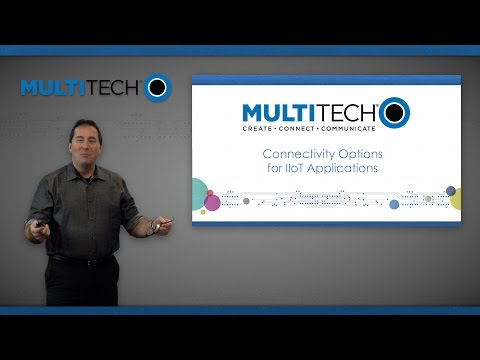 Connectivity Options for IIoT Applications