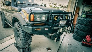 How Do You Plan to Take a 20 Year Old Rig to Baja?