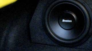 2010 Camaro Sound System Build