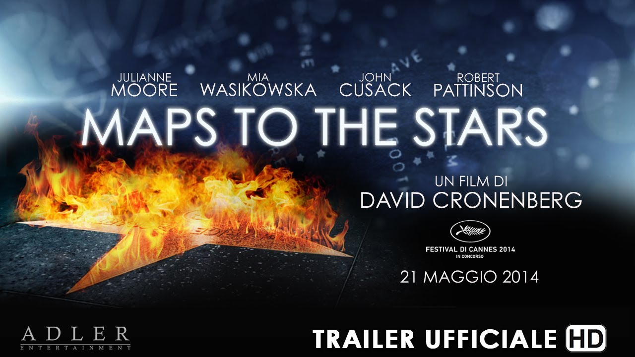 Maps To The Stars Trailer Italiano Ufficiale
