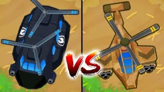 Tier 5 Special Poperations Vs. Comanche Commander (Bloons TD 6)