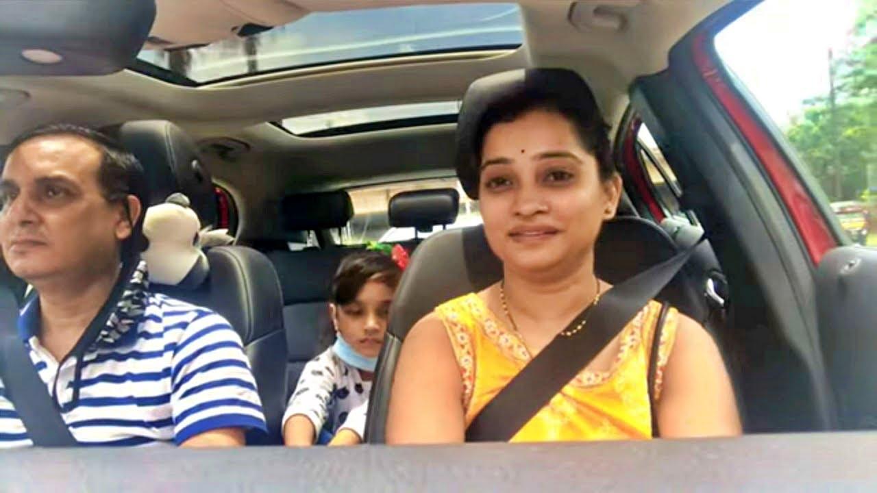 Saas Ko Akele chod Jana Pada 😒 Itne Dino Baad Kaha Chale | Indian Mom Hindi Vlog