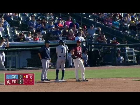 The Hooks' Garrett Stubbs comes through with a hit