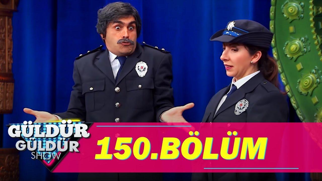 Güldür Güldür Show 150.Bölüm (Tek Parça Full HD)