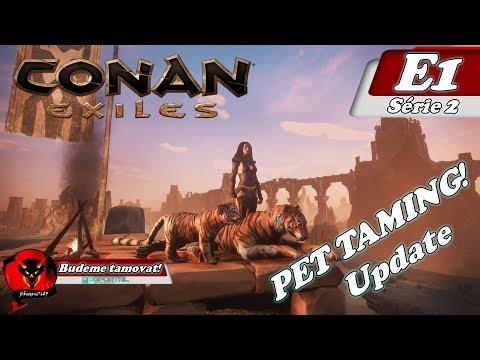 Conan Exiles - Pet Taming - Jdeme na to! (CZ/SK)