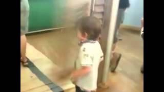 Kid Gets Hit By Door Remix