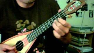 Nuages Django Reinhardt ukulele Thumbnail
