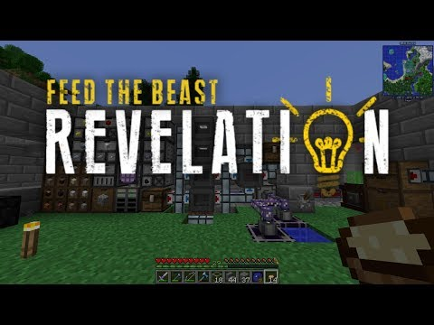 Feed The Beast Revelation The Emoji - Minecraft server spielen deutsch
