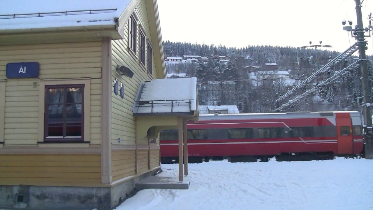Norway Train Train Travel Norway Bergensbanen In Winter 1