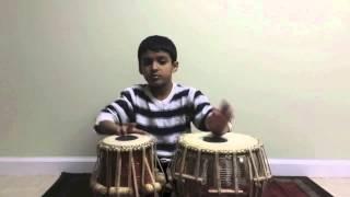 Tabla Student | Akhil Cherukattu | February Student of the Month