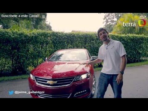 Prueba Chevrolet Impala 2014 Espaol
