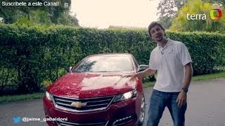 Prueba Chevrolet Impala