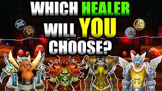 What Healer Should You Pick In Vanilla? Classic Healer Picking Guide!