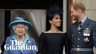 Prince Harry and Meghan's 'bombshell' departure explained