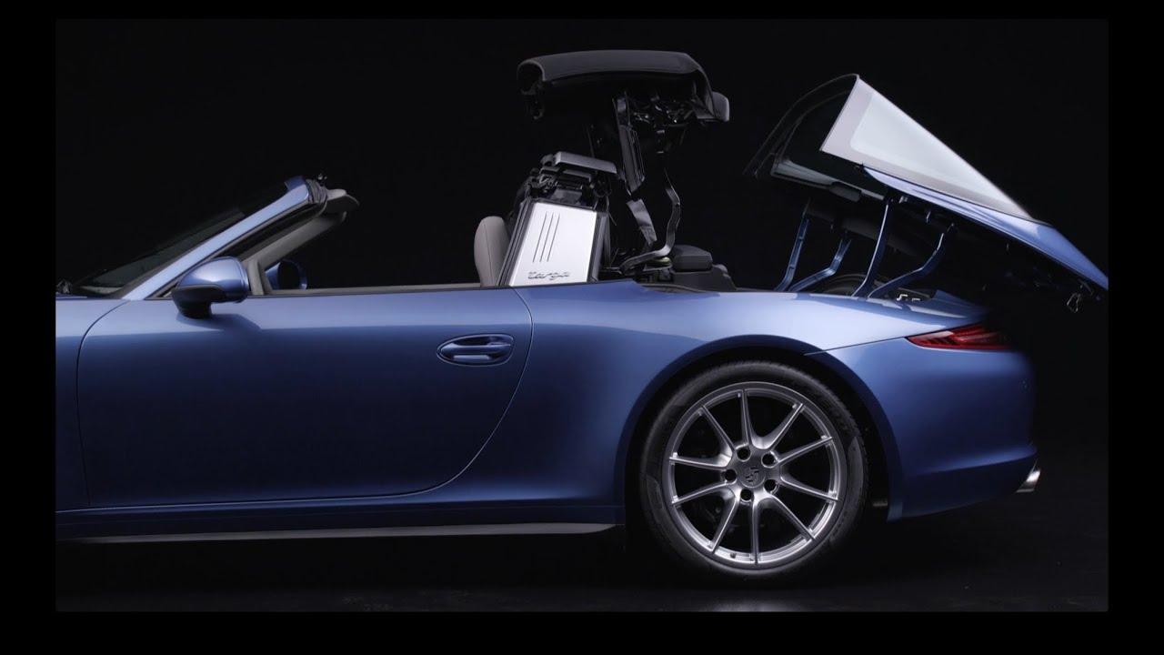 Porsche 911 Targa 4 Neu Youtube