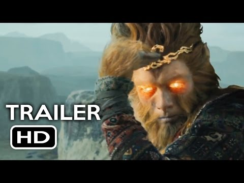 Thumbnail: The Monkey King 2 Official Trailer #1 (2017) Action Fantasy Movie HD