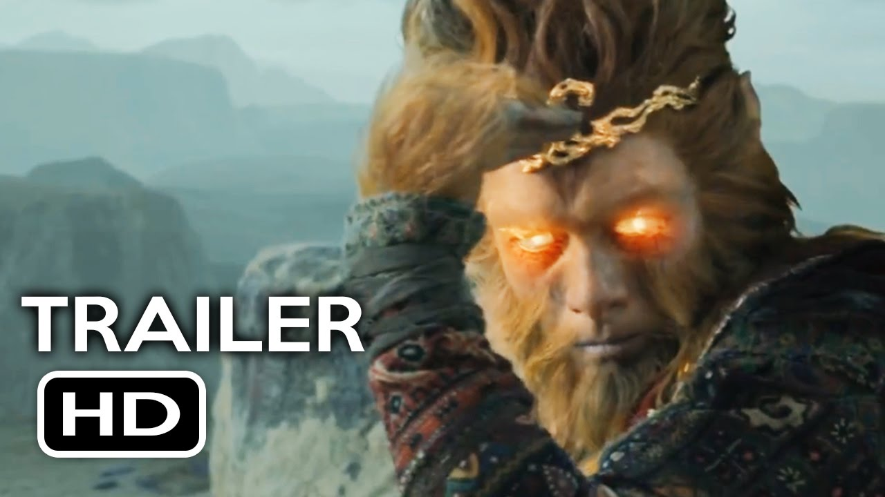 The Monkey King 2 Official Trailer 1 2017 Action Fantasy Movie Hd
