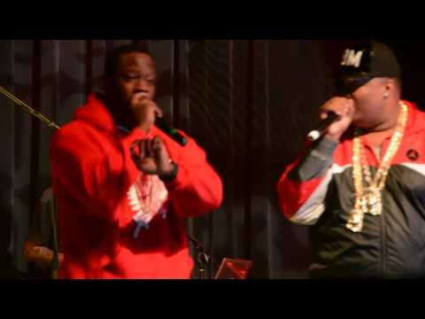Doe B Last Performance in Atlanta With Young Dro BET Music Matters