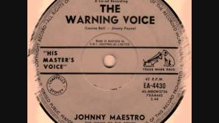 Johnny Maestro & The Crests - The Warning Voice