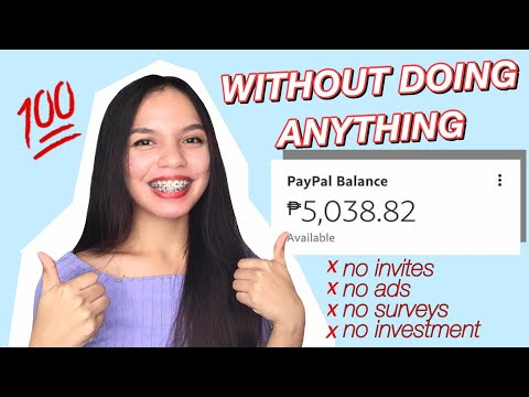 EASIEST WAY TO EARN MONEY WITHOUT DOING ANYTHING | HOW TO EARN MONEY