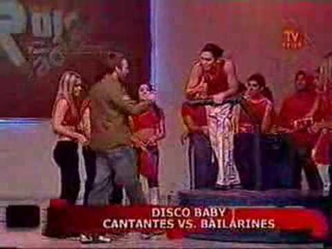 Nasty City Disco Baby