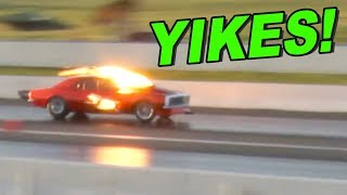 Fire-Breathing Camaro Is Insane - Street Outlaw Prospect?!