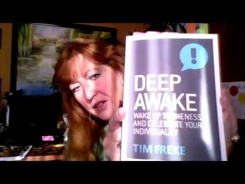 Tim Freke: Waking Up to Universal Oneness and Your Individuality - March 21, 2017
