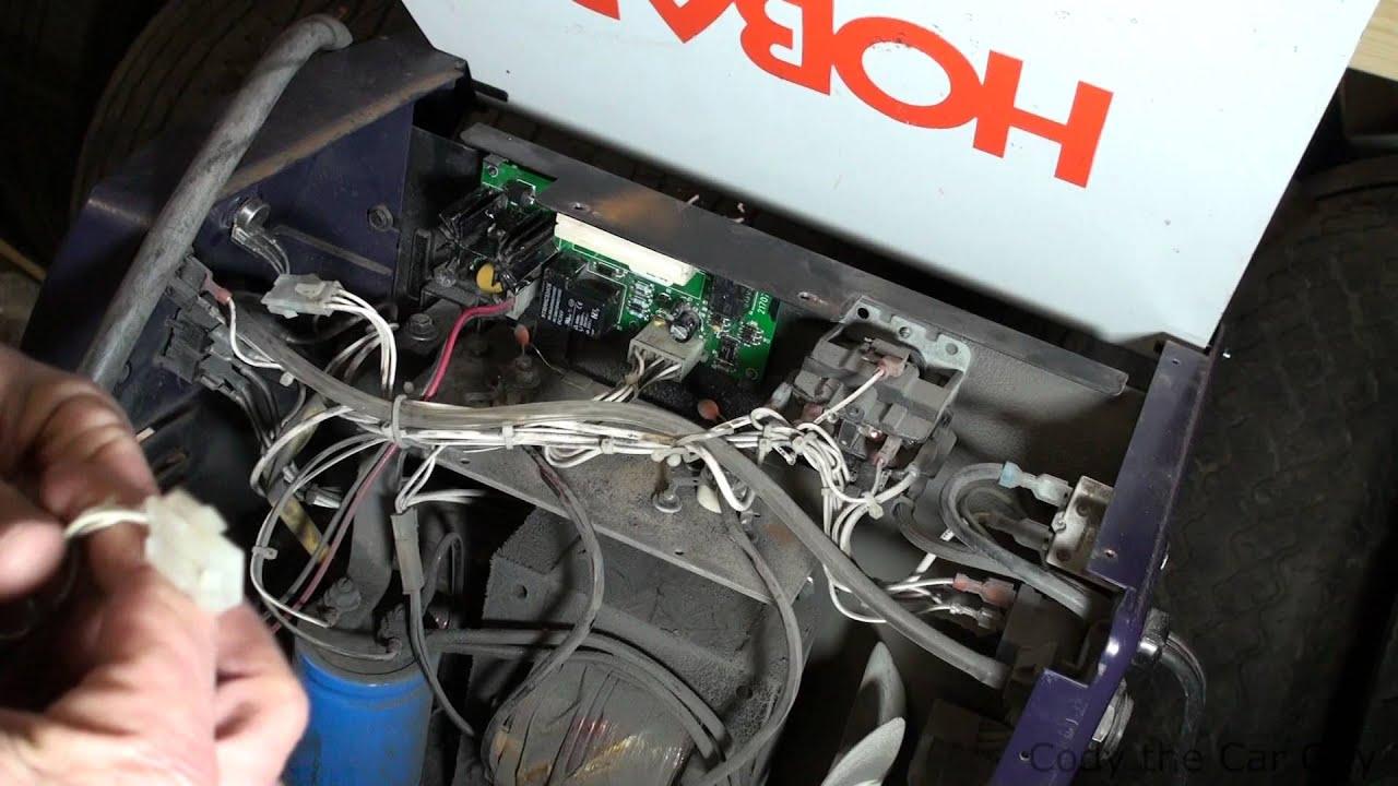 Hobart Handler Welder Wire Speed Repair Part 3