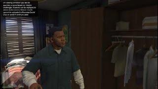 Grand Theft Auto V - Franklin And Lamar