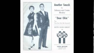 Johnny and Jonie Mosby Johnny And Jonie Mosby With James Burton's Orchestra - Hold Me Thrill Me Kiss Me - Comparing Him With You