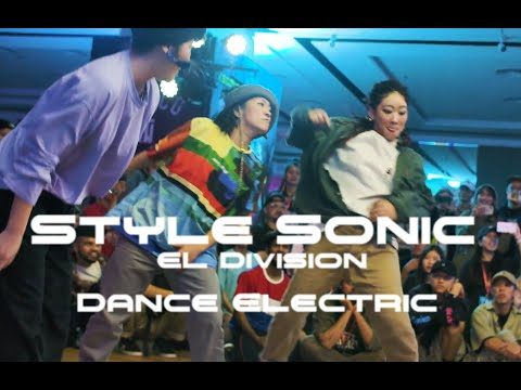 Electric Division - Dance Electric (Electro Freestyle)