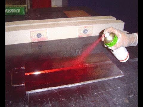 Ensaio liquido penetrante