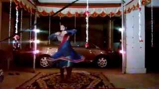 Ghagra dance by Purwi (yeh jawani hai deewani)