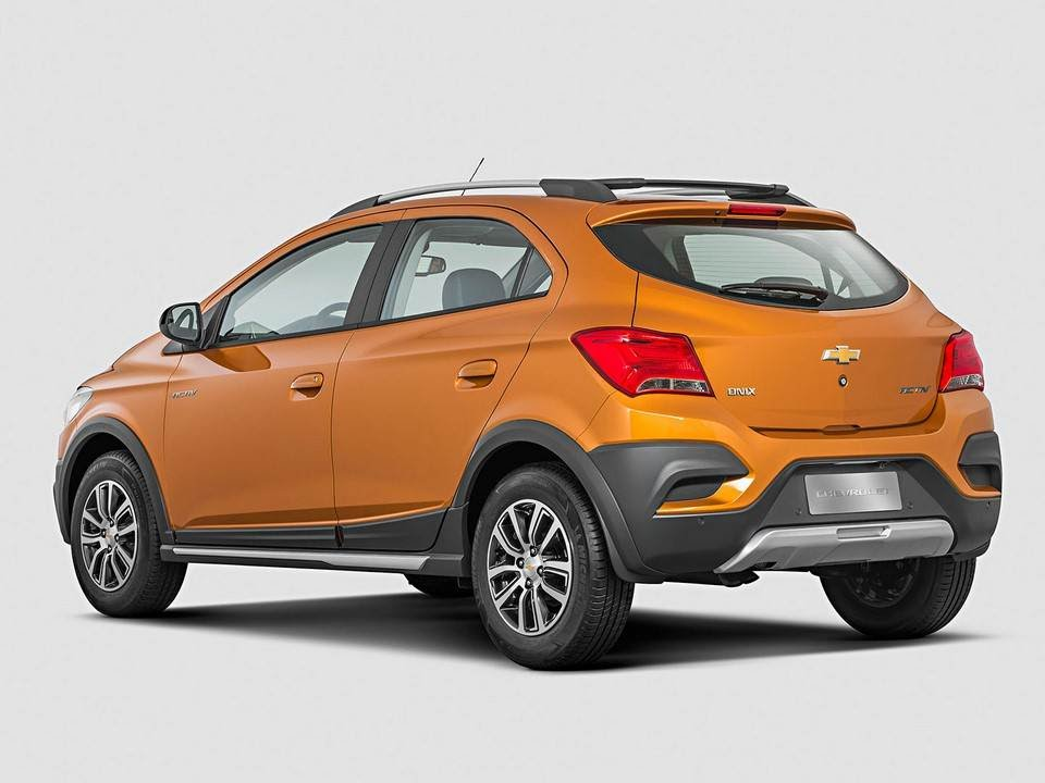 Chevrolet Onix Activ Launched Youtube