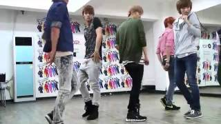 teentop and park boyoung no more perfume on you