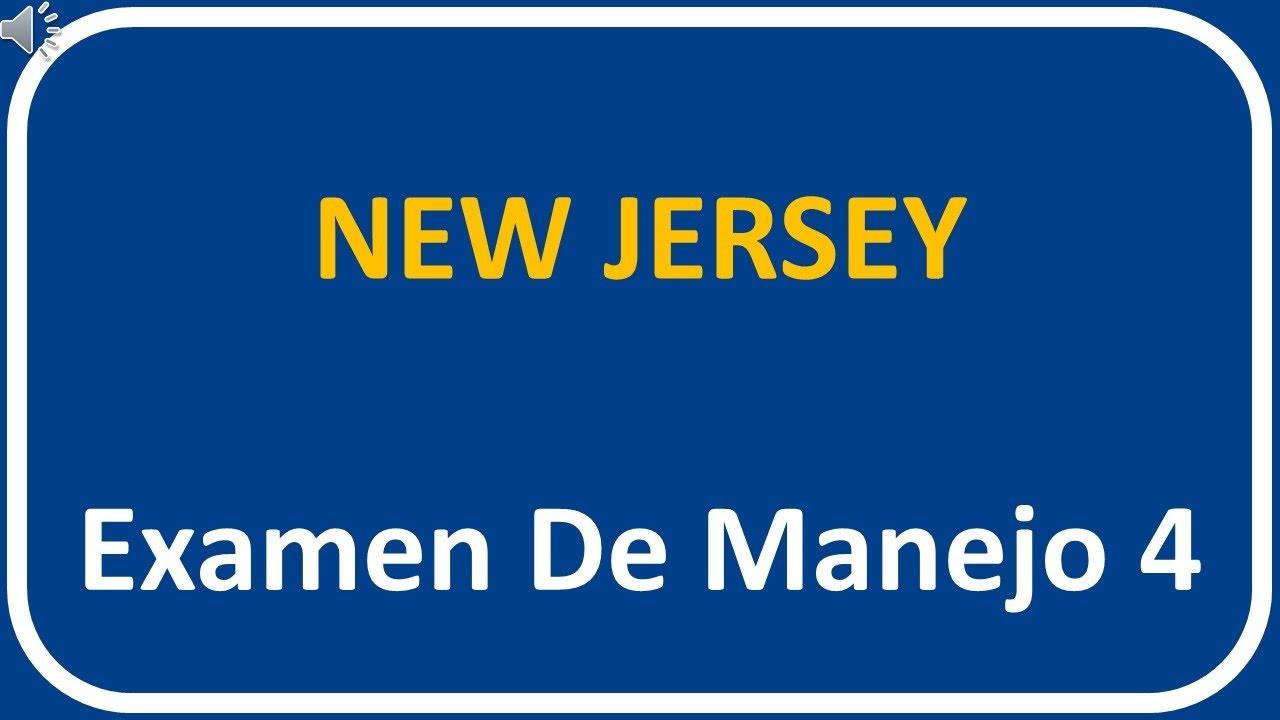 New jersey mvc practice permit test series #1 youtube.