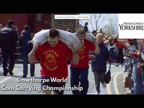 Gawthorpe World Coal Carrying Championship, Wakefield