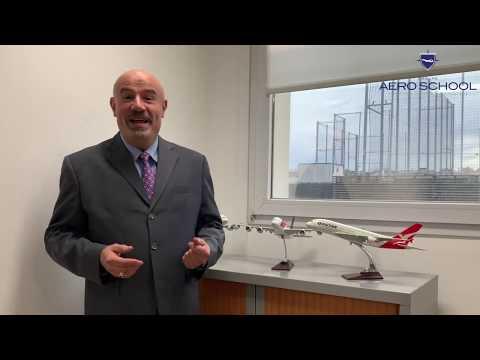 AeroScool - En quoi consiste la formation de preparation aux selections des compagnies aériennes ?